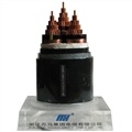 12/20kv single-core XLPE insulated PVC sheathed power cable(YJV,YJLV)